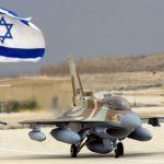 Israeli fighter jet shoots down flying object