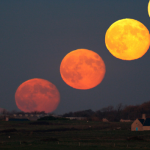 Amazing moon photos by Laurent Laveder