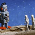We need self-replicating, autonomous robots if we are to find extraterrestrial life
