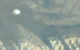 UFO filmed from airplane over Seoul, South Korea
