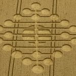 Two amazing August crop circles from the UK