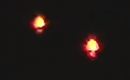 Two glowing orb-like UFOs filmed over Phoenix, Arizona