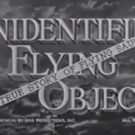 UFOs: The True Story of Flying Saucers