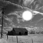 Close encounter with large UFO near Clark, South Dakota in 1966