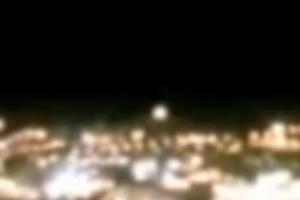 New footage of the recent Jerusalem UFO