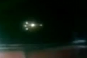 Triangular craft captured over Puerto Ordaz, Venezuela