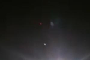 Original footage of the recent UFOs over Utah