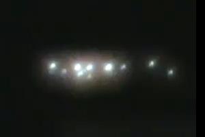 UFO or ship off the coast of Taranto, Italy?
